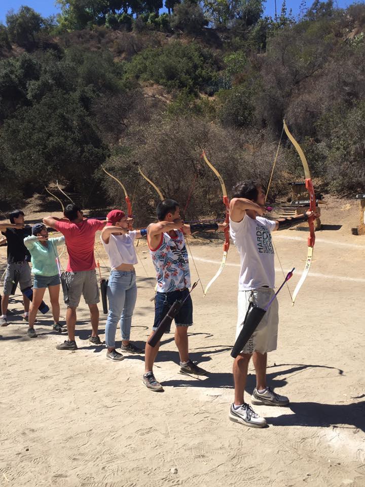 About – Trojan Archery