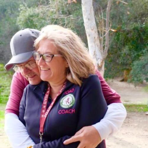 Coaches Terri and Jim